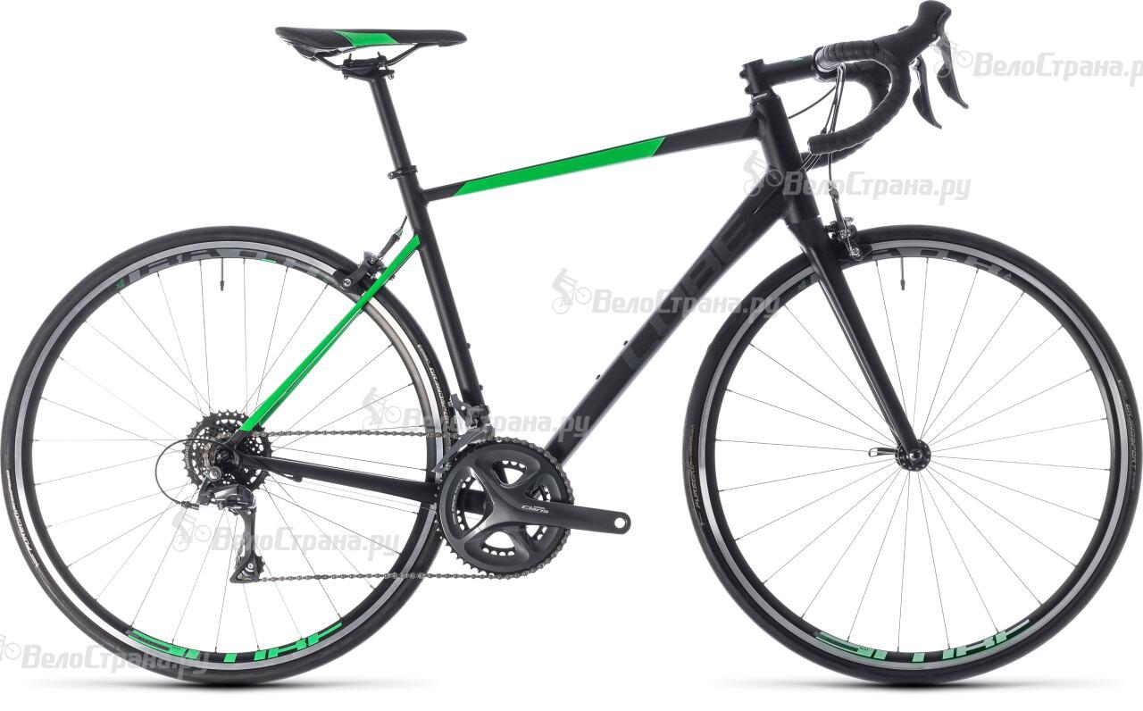 Велосипед Cube Attain (2018) велосипед cube attain 2018