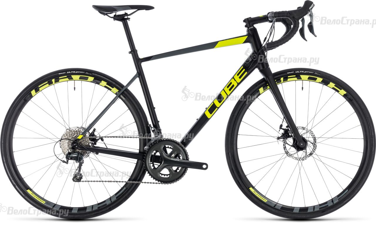 все цены на Велосипед Cube ATTAIN Race Disc (2018) онлайн