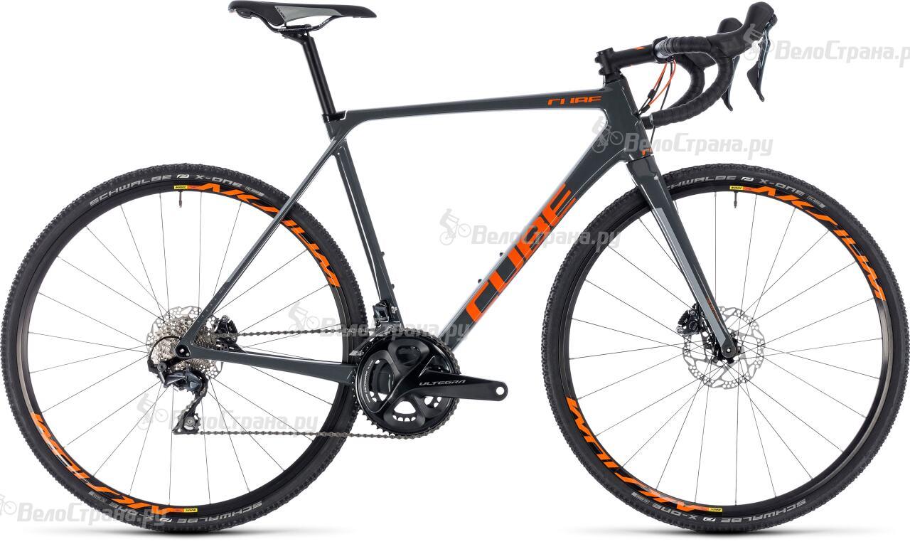 Велосипед Cube Cross Race C:62 Pro (2018) c 程序设计(附光盘1张)