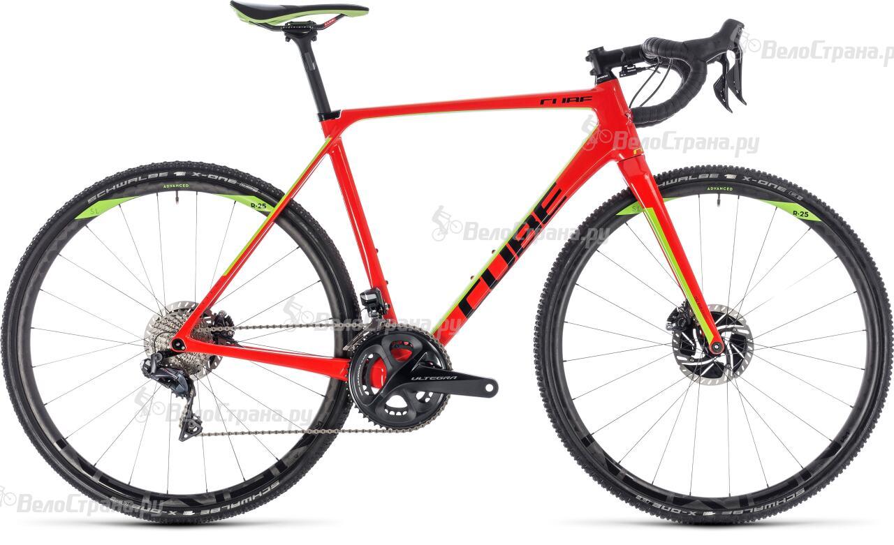 Велосипед Cube CROSS RACE C:62 SLT (2018) велосипед cube cross race slt 2017