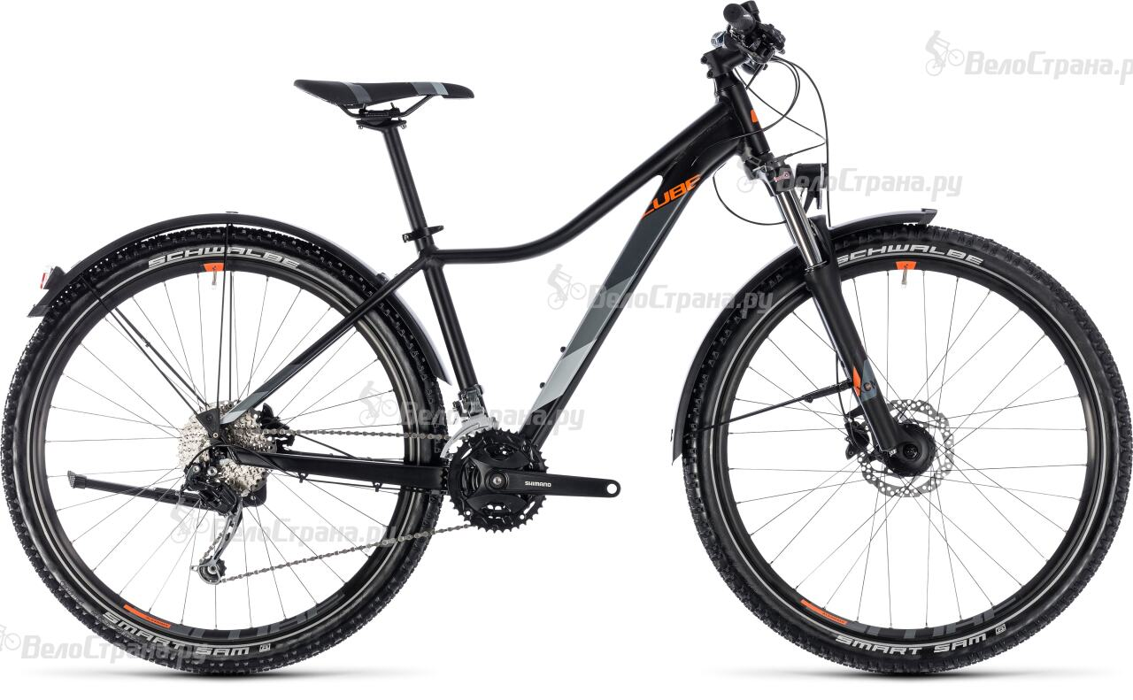 Велосипед Cube Access WS Pro Allroad 29 (2018) велосипед cube access ws c 62 sl 29 2018