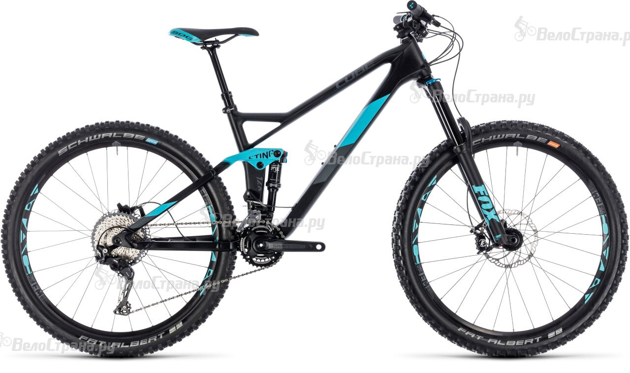 Велосипед Cube Sting WS 140 HPC Race 27.5 (2018) стинг sting mercury falling