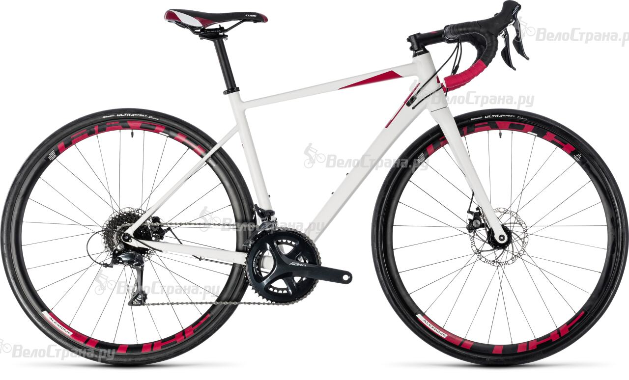 Велосипед Cube Axial WS Pro Disc (2018)