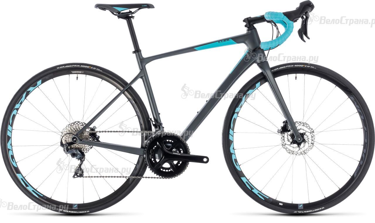 Велосипед Cube Axial WS GTC SL Disc (2018)