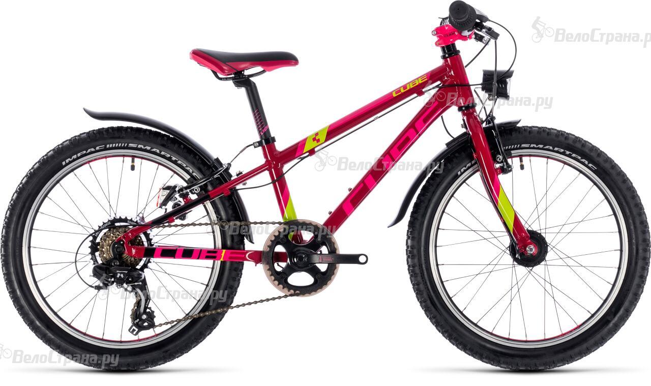 Велосипед Cube KID 200 Allroad girl (2018)