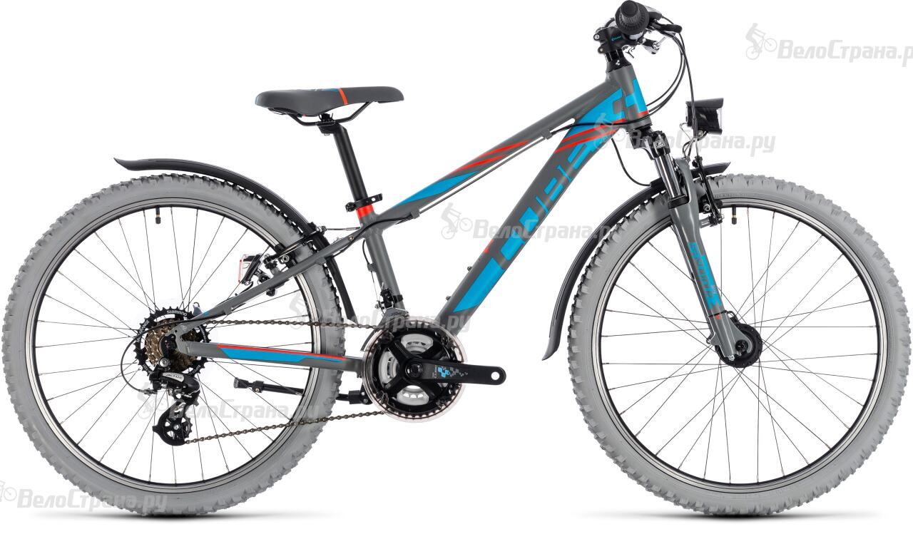 Велосипед Cube Kid 240 Allroad (2018) велосипед cube curve allroad 2016