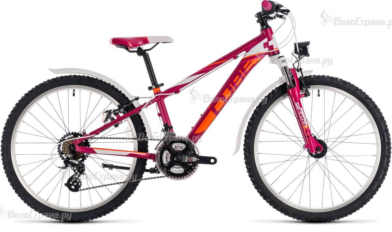 Велосипед Cube KID 240 Allroad girl (2018)