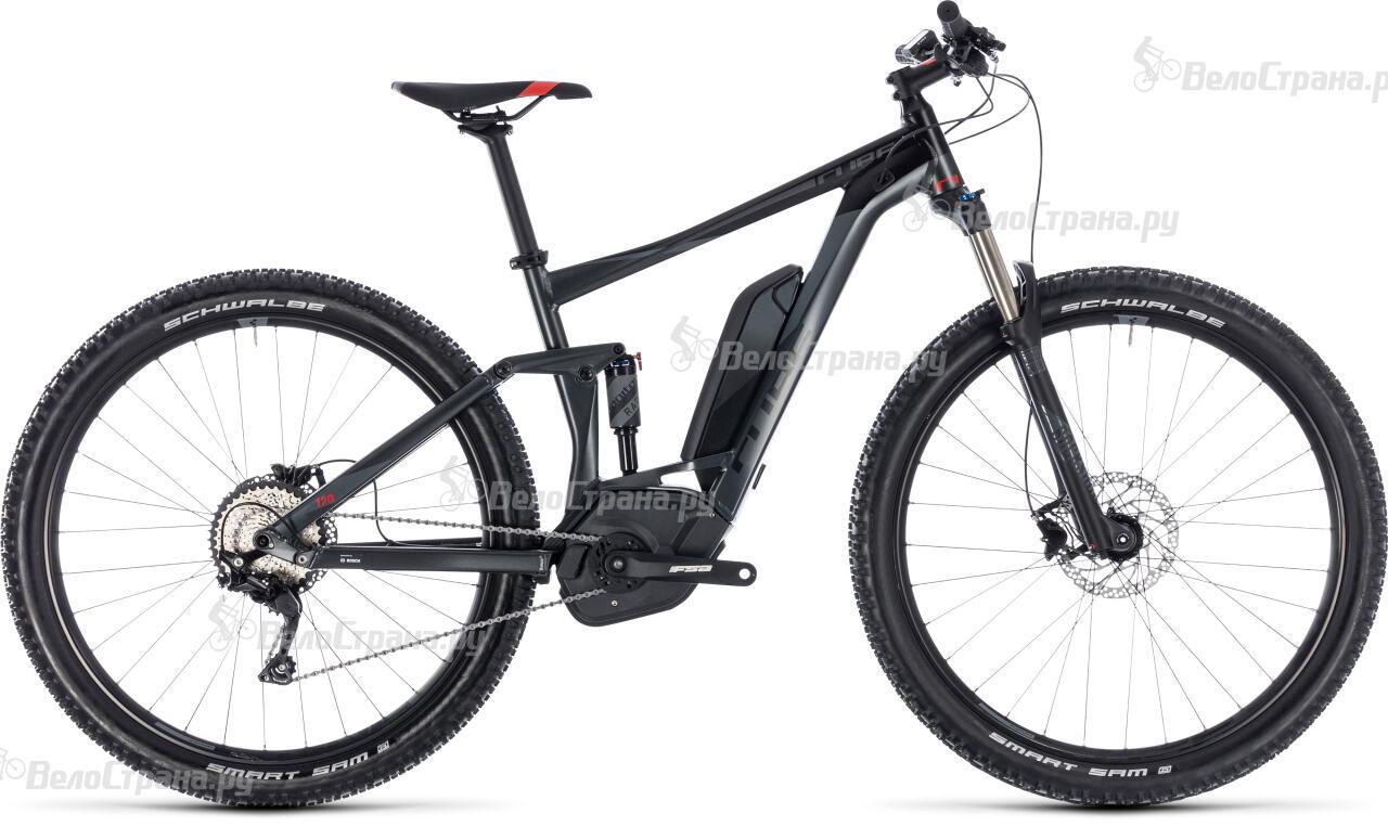 Велосипед Cube Stereo Hybrid 120 One 500 29 (2018)