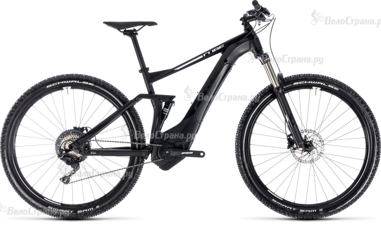 Велосипед Cube Stereo Hybrid 120 Pro 500 29 (2018)