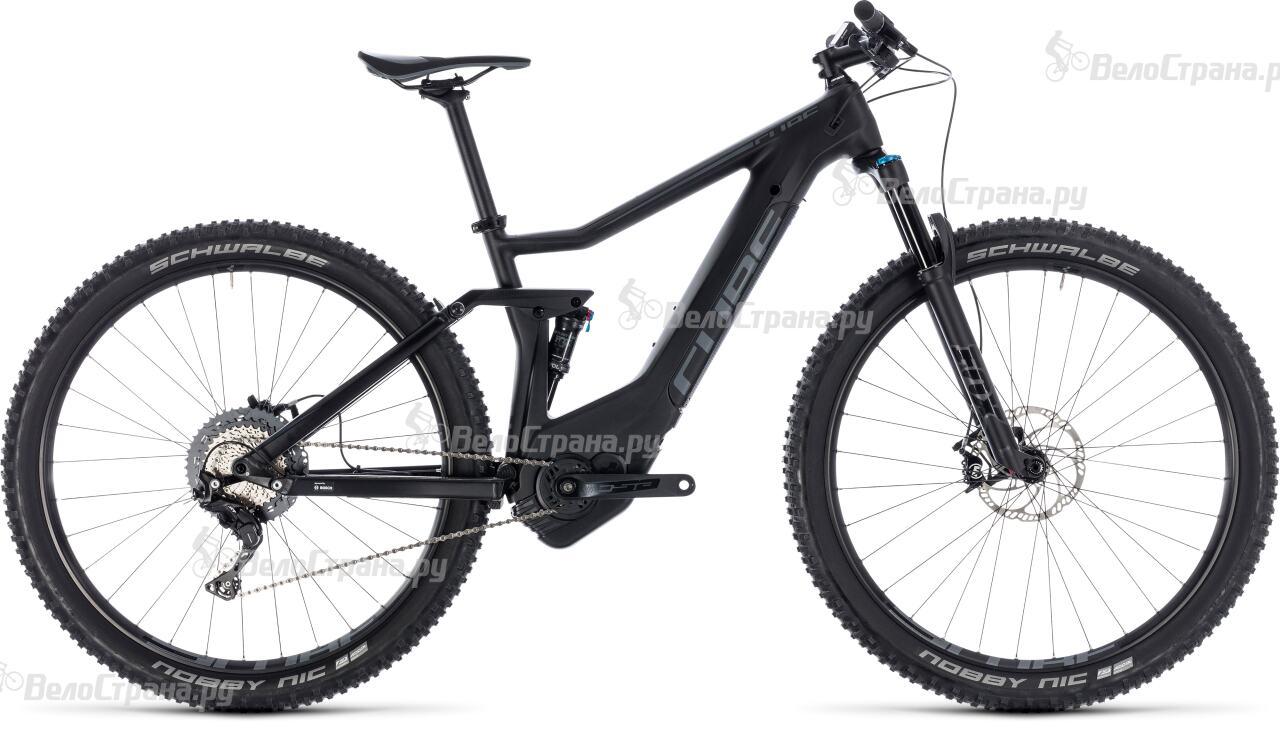 Велосипед Cube Stereo Hybrid 120 HPC Race 500 29 (2018)