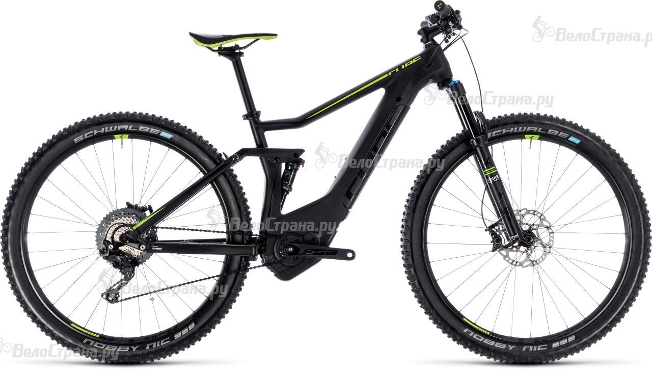 Велосипед Cube Stereo Hybrid 120 HPC SL 500 27.5 (2018)