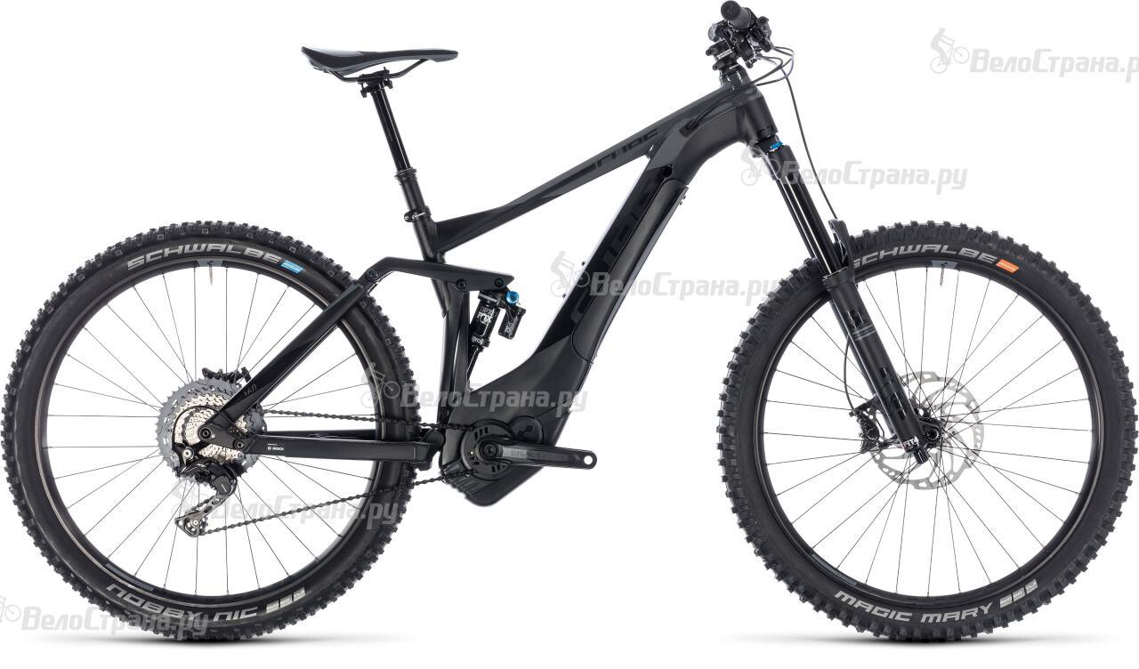 Велосипед Cube Stereo Hybrid 160 SL 500 27.5 (2018)