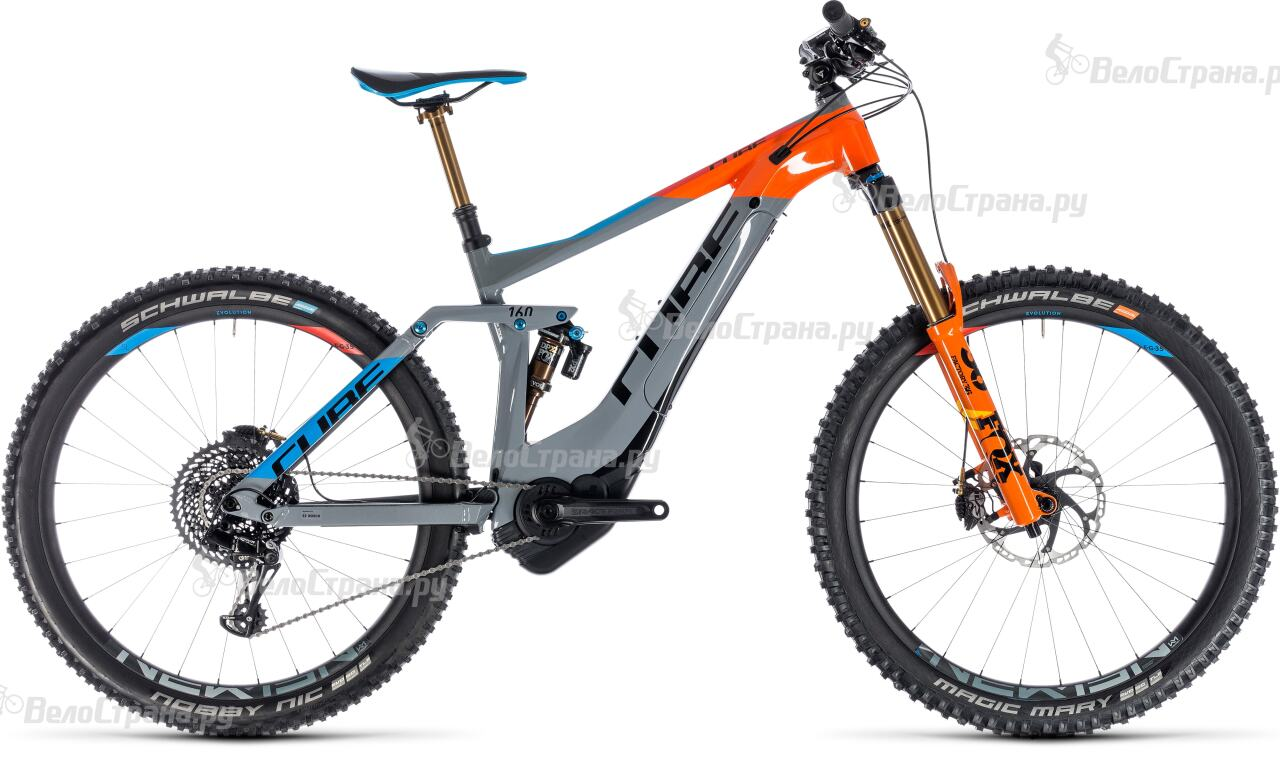 Велосипед Cube Stereo Hybrid 160 Action Team 500 27.5 (2018) велосипед cube stereo 160 hpa race 27 5 2016