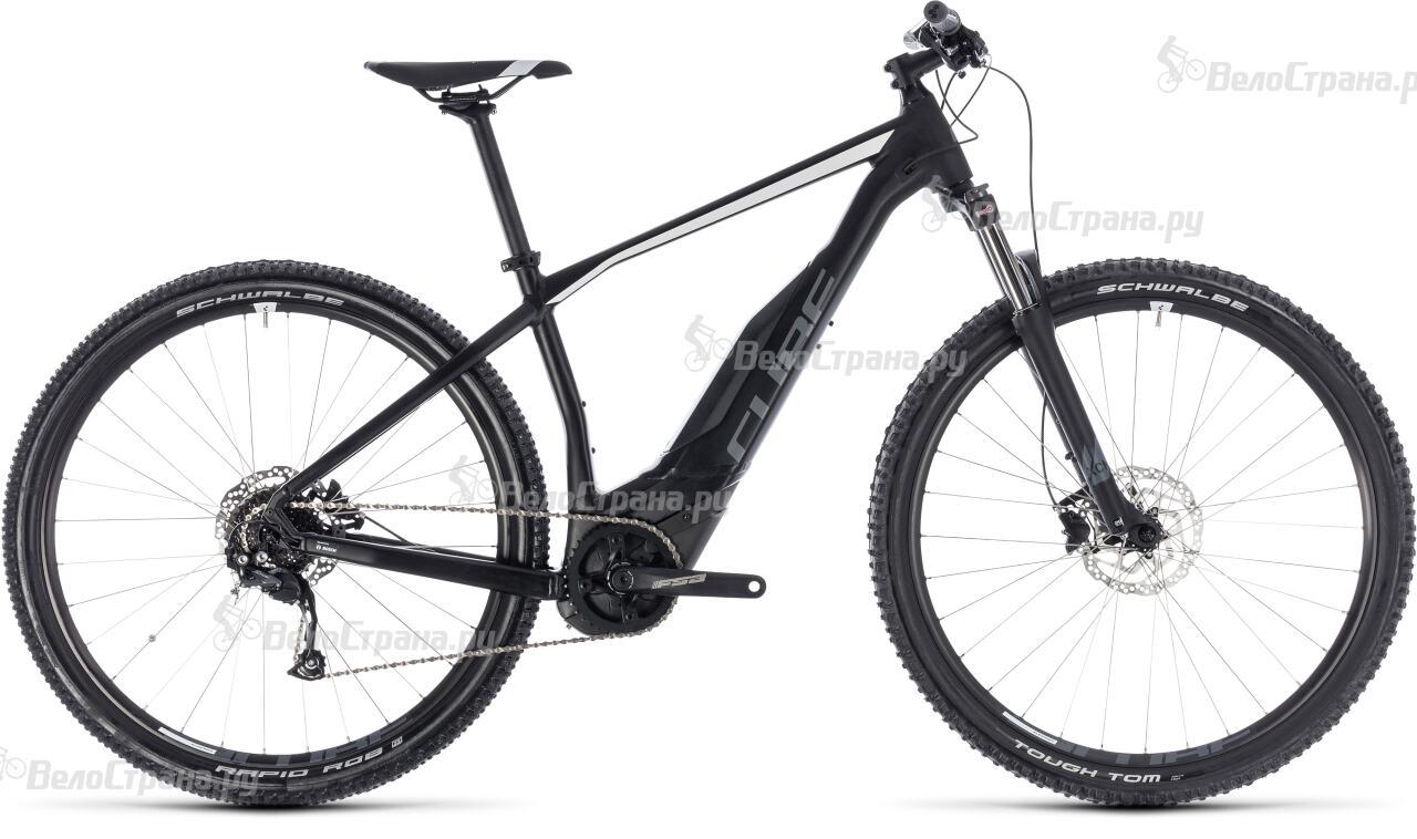 Велосипед Cube Acid Hybrid One 400 29 (2018) велосипед cube acid 29 2015