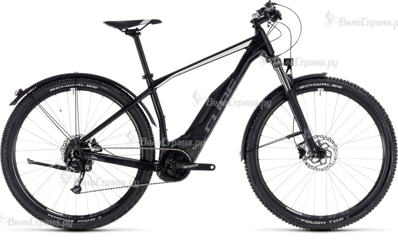 Велосипед Cube Acid Hybrid One Allroad 400 29 (2018) велосипед cube acid 29 2015