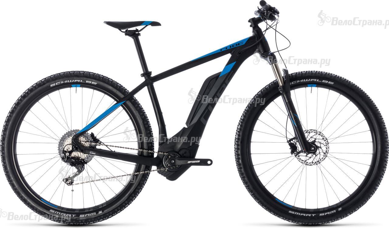 Велосипед Cube Reaction Hybrid Race 500 29 (2018) велосипед cube reaction hybrid hpa eagle 500 27 5 2017