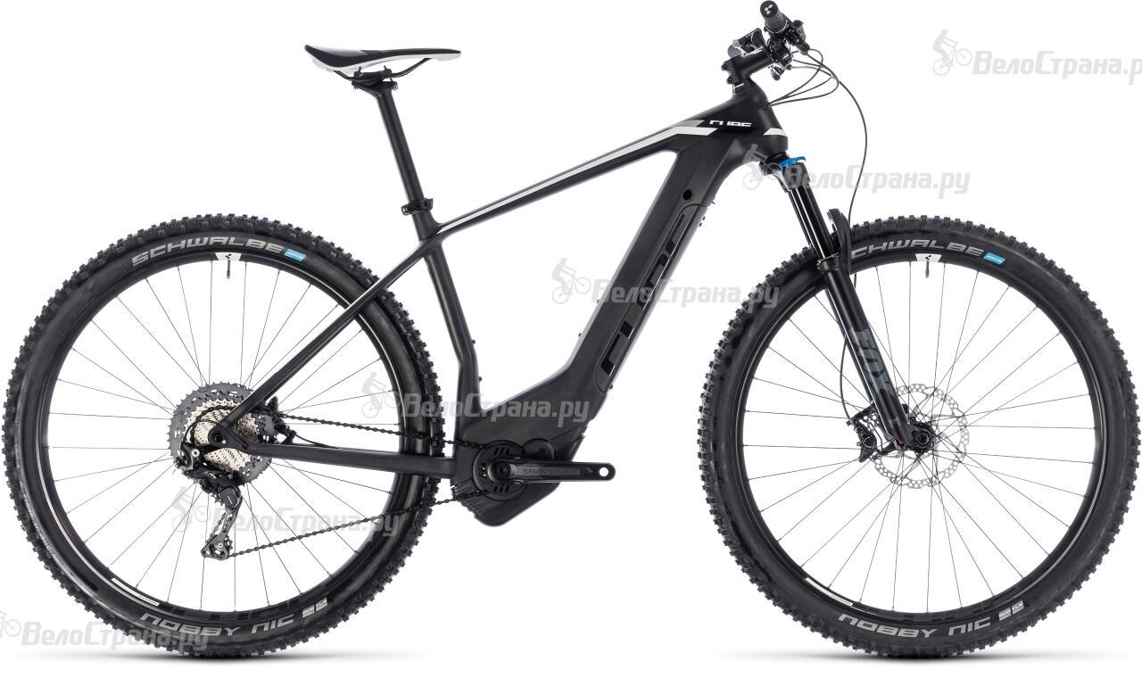 Велосипед Cube Elite Hybrid C:62 SL 500 29 (2018) велосипед cube elite c 68 sl 1x 29 2016