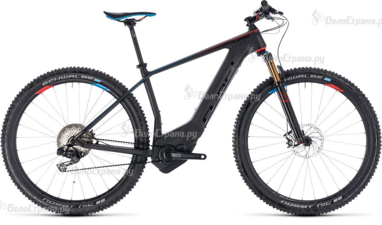 Велосипед Cube Elite Hybrid C:62 SLT 500 29 (2018)