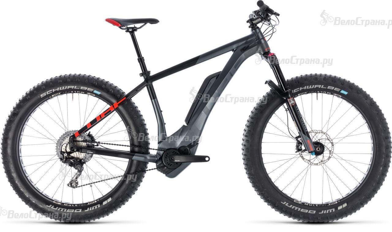 Велосипед Cube Nutrail Hybrid 500 (2018)