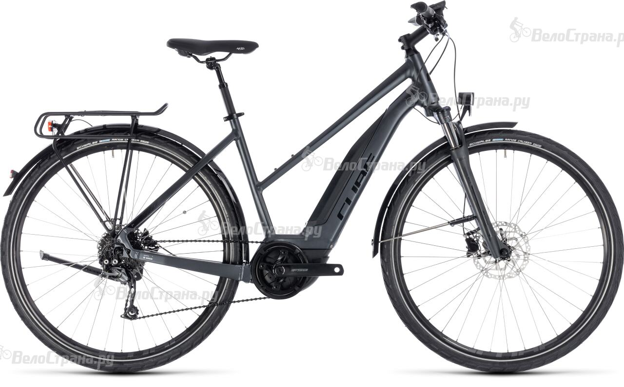 Велосипед Cube Touring Hybrid One 400 Lady (2018)