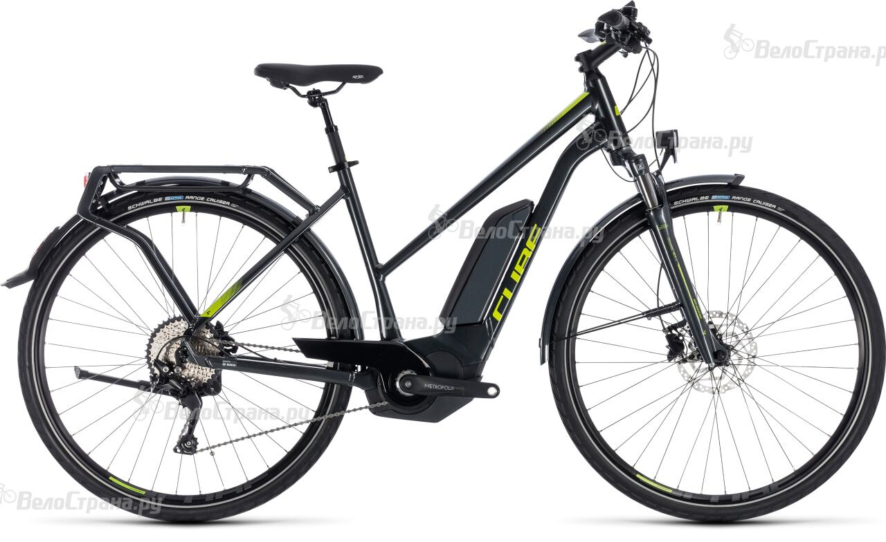 Велосипед Cube Kathmandu Hybrid Pro 500 Lady (2018)