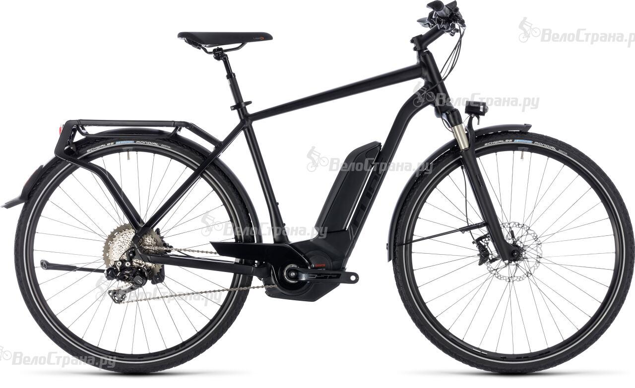 Велосипед Cube Kathmandu Hybrid SL 500 (2018)