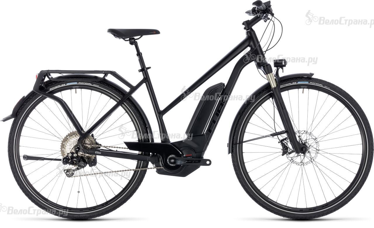 Велосипед Cube Kathmandu Hybrid SL 500 Lady (2018)