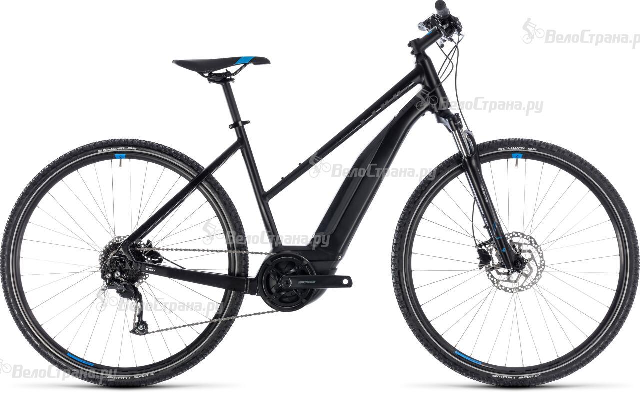Велосипед Cube Cross Hybrid One 400 Lady (2018)
