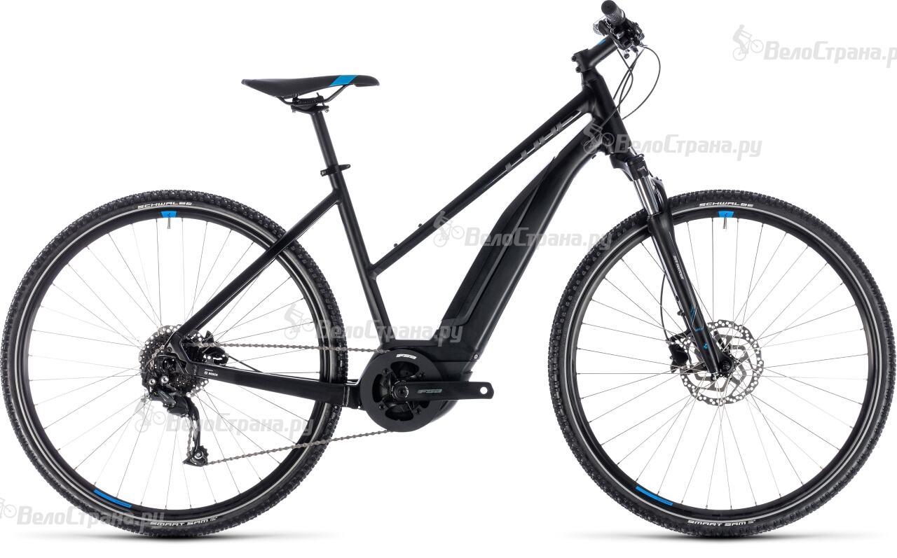 Велосипед Cube Cross Hybrid One 500 Lady (2018)