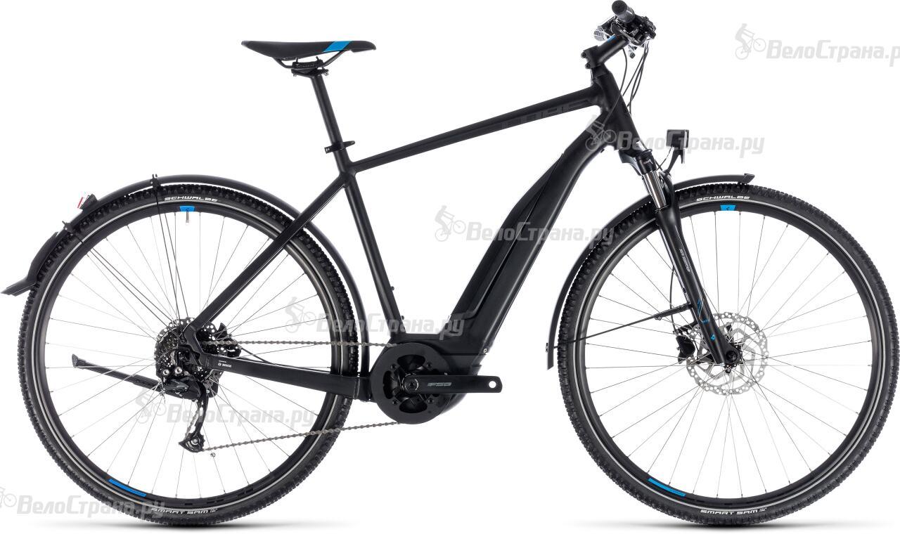 Велосипед Cube CROSS HYBRID ONE Allroad 500 (2018)