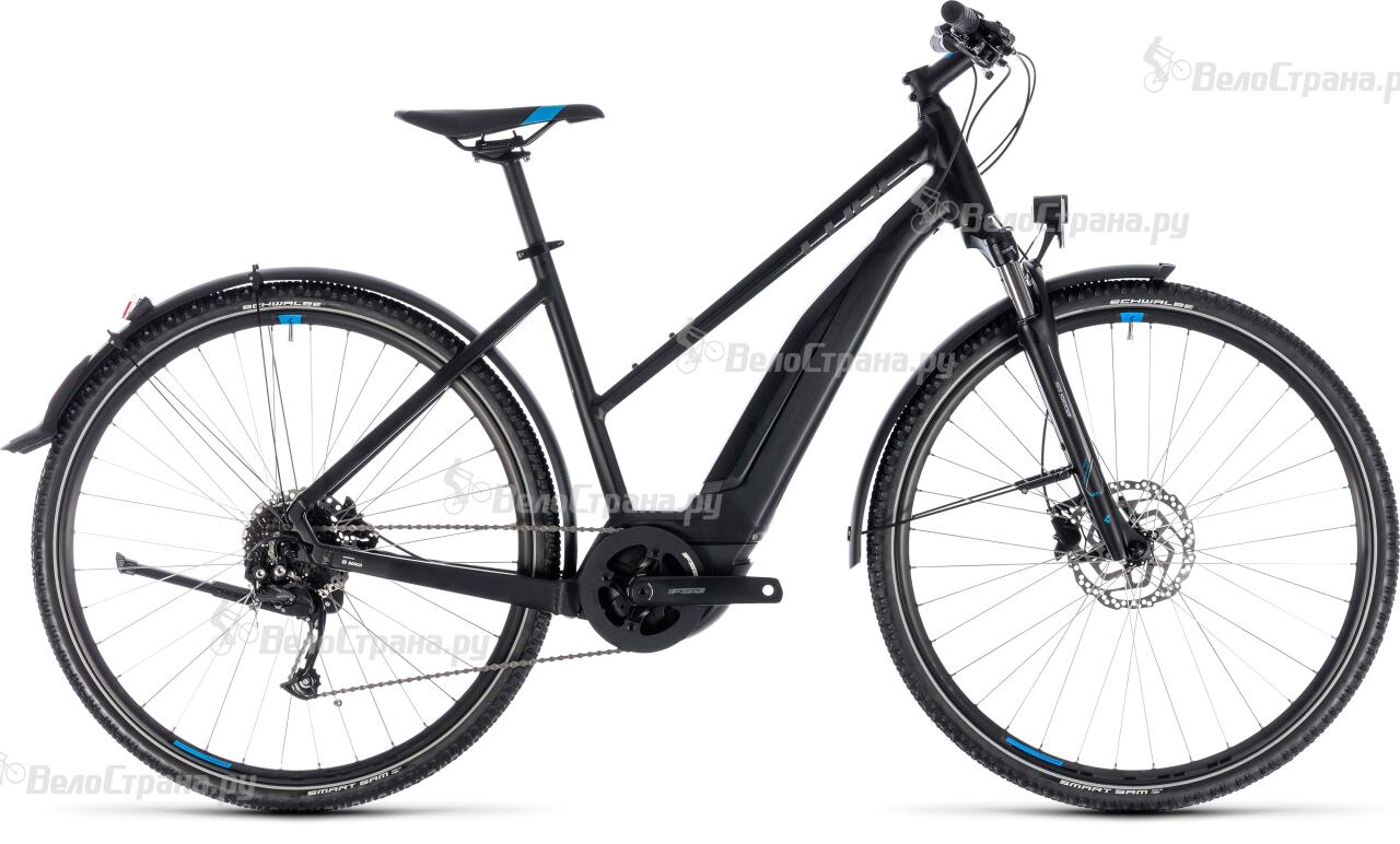 Велосипед Cube CROSS HYBRID ONE Allroad 500 Lady (2018) велосипед cube cross hybrid pro allroad 500 2018