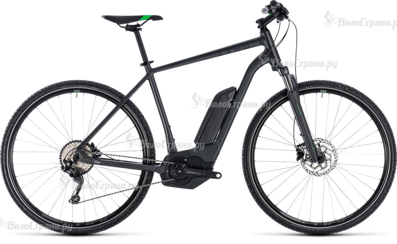 Велосипед Cube Cross Hybrid Pro 400 (2018)