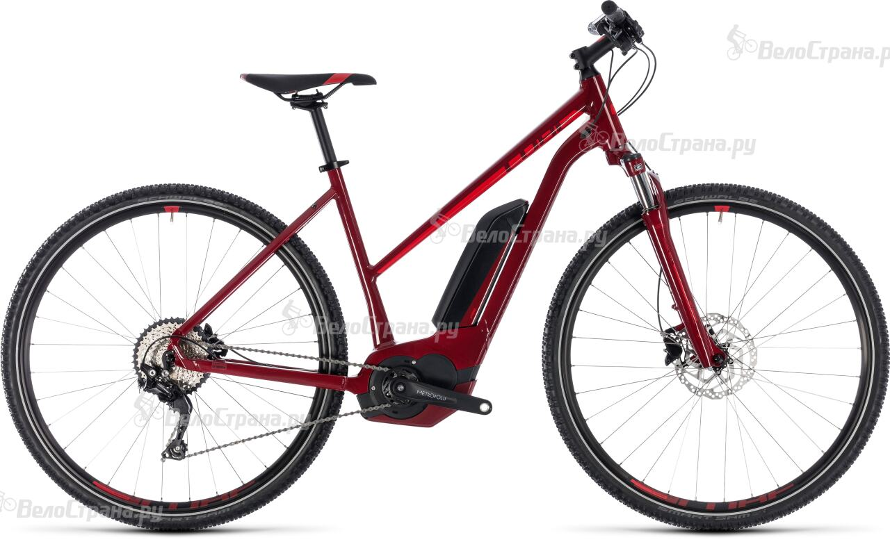 Велосипед Cube Cross Hybrid Pro 500 Lady (2018) крючок gamakatsu bks 1810b bream feed 75см 16 d поводка 012 10шт