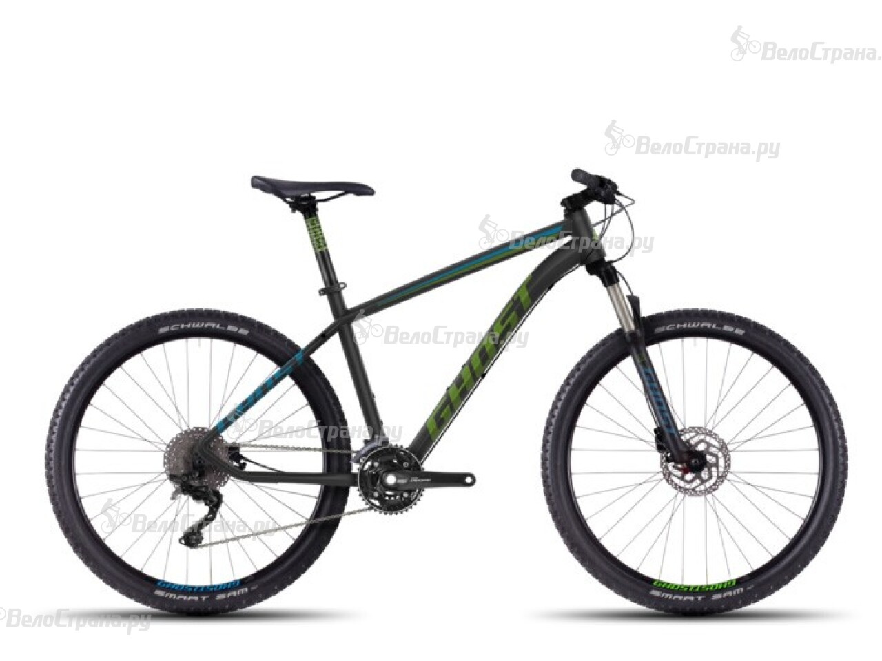 Велосипед Ghost Kato 5 (2016)