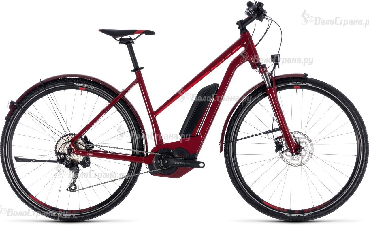 Велосипед Cube CROSS HYBRID Pro Allroad 400 Lady (2018) велосипед cube cross hybrid pro allroad 500 2018