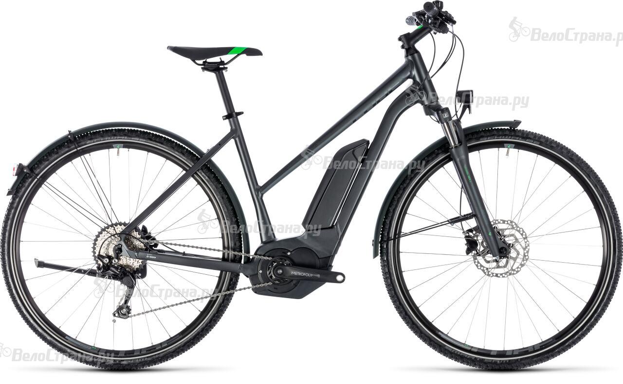 Велосипед Cube CROSS HYBRID Pro Allroad 500 Lady (2018) велосипед cube cross hybrid pro allroad 500 2018