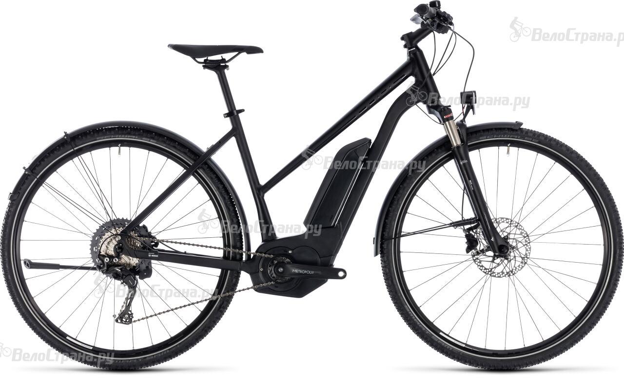 Велосипед Cube CROSS HYBRID Race Allroad 500 Lady (2018) велосипед cube cross hybrid pro allroad 500 2018