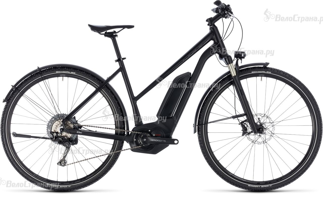 Велосипед Cube CROSS HYBRID SL Allroad 500 Lady (2018) велосипед cube cross hybrid pro allroad 500 2018