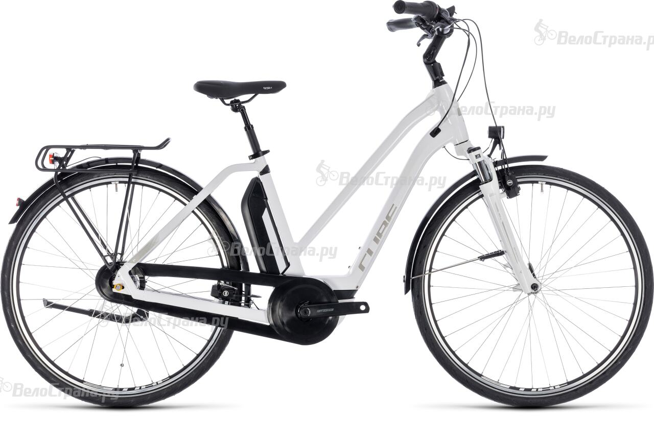 old town oldtown 600g Велосипед Cube TOWN HYBRID ONE 400 Lady (2018)
