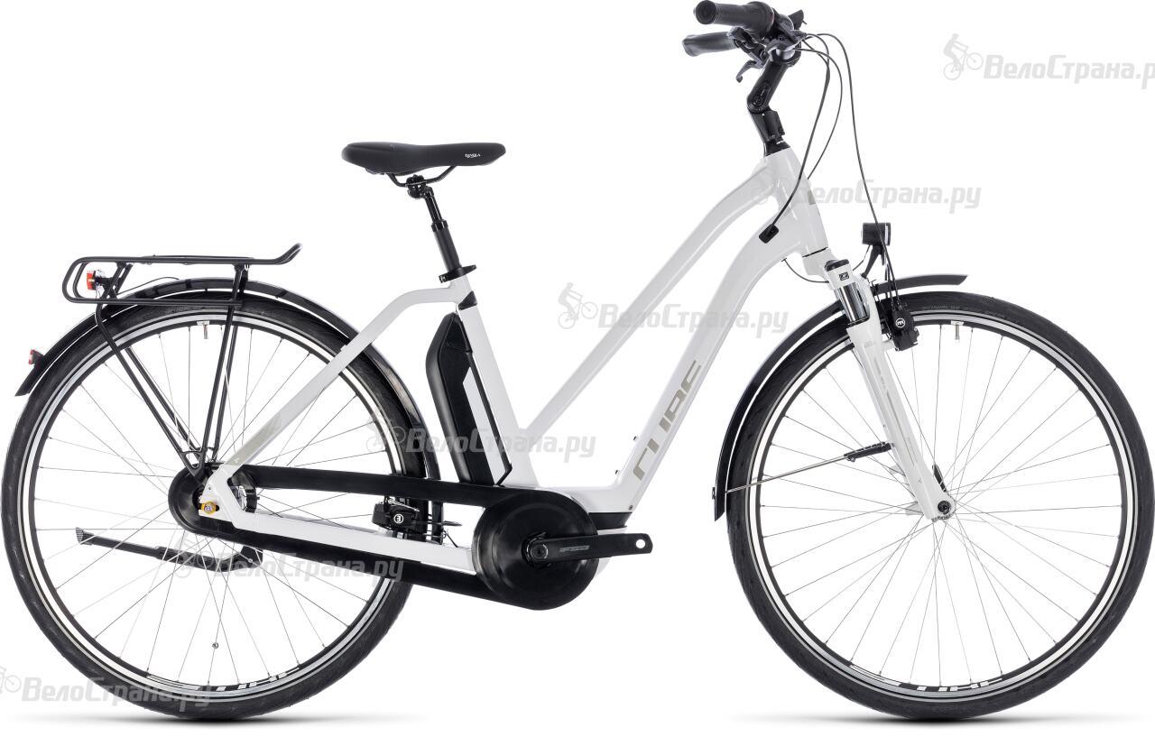Велосипед Cube Town Hybrid One 500 Lady (2018) велосипед cube town gtc hybrid 2014