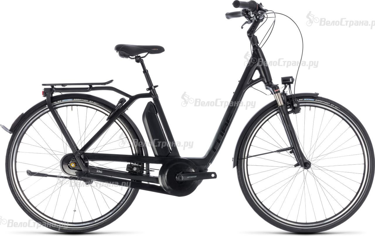 Велосипед Cube Town Hybrid Pro 400 Easy Entry (2018) велосипед cube town gtc hybrid 2014
