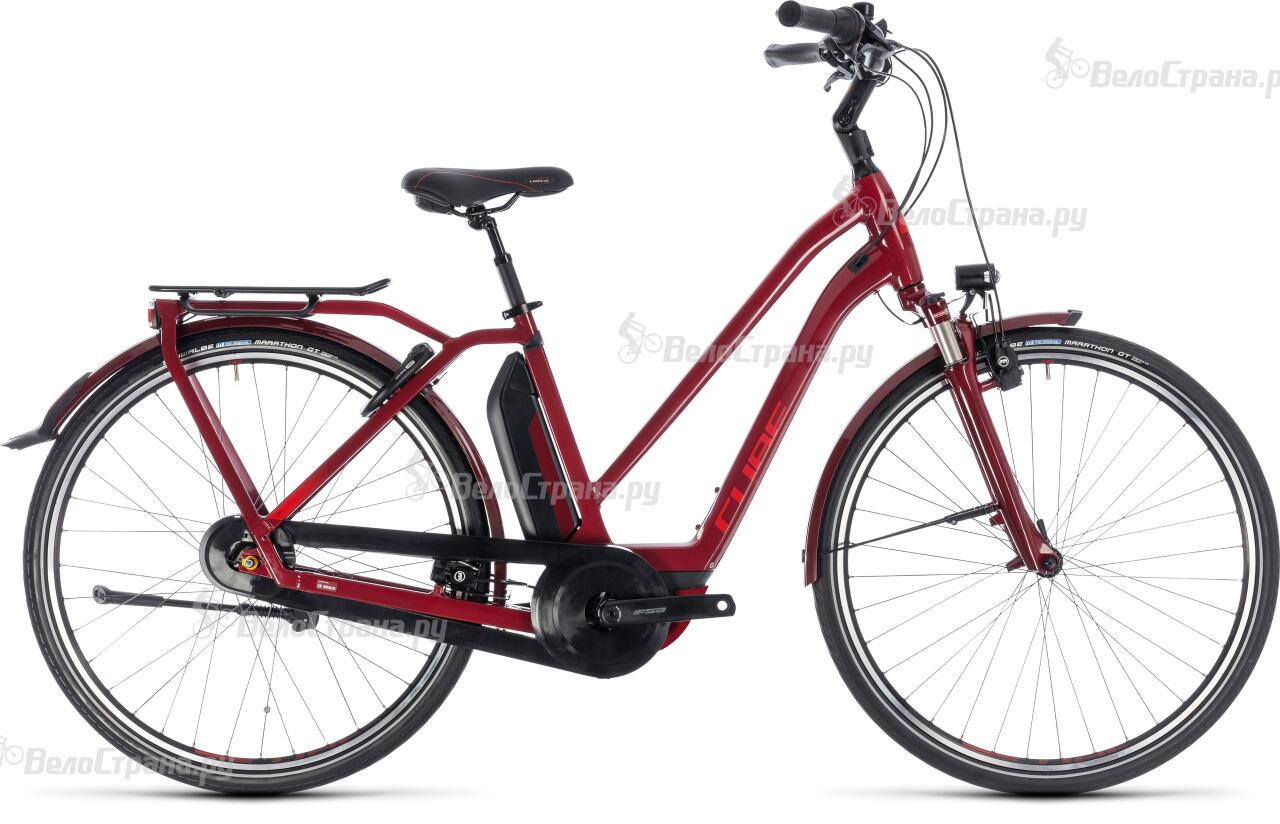 old town oldtown 600g Велосипед Cube TOWN HYBRID Pro 400 Lady (2018)