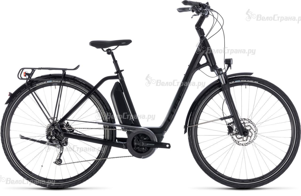 Велосипед Cube Town Hybrid Sport 400 Easy Entry (2018) велосипед cube town gtc hybrid 2014