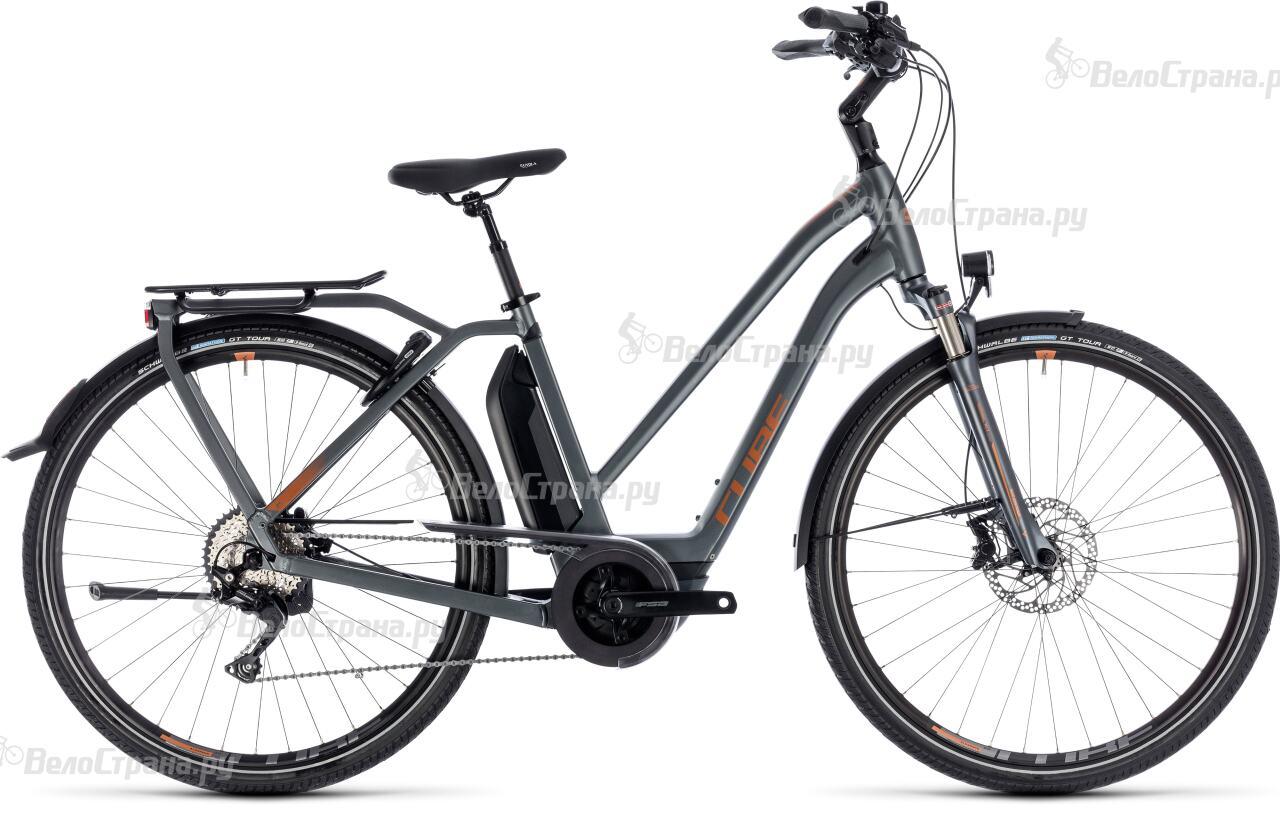 Велосипед Cube Town Hybrid Sport Pro 400 Lady (2018) велосипед cube town gtc hybrid 2014