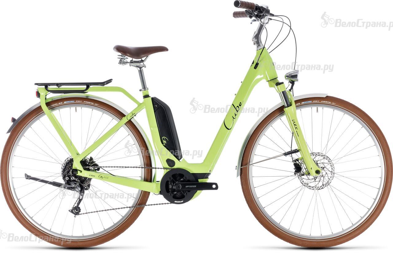 Велосипед Cube Elly Ride Hybrid 500 (2018) велосипед cube elly ride hybrid 400 2018