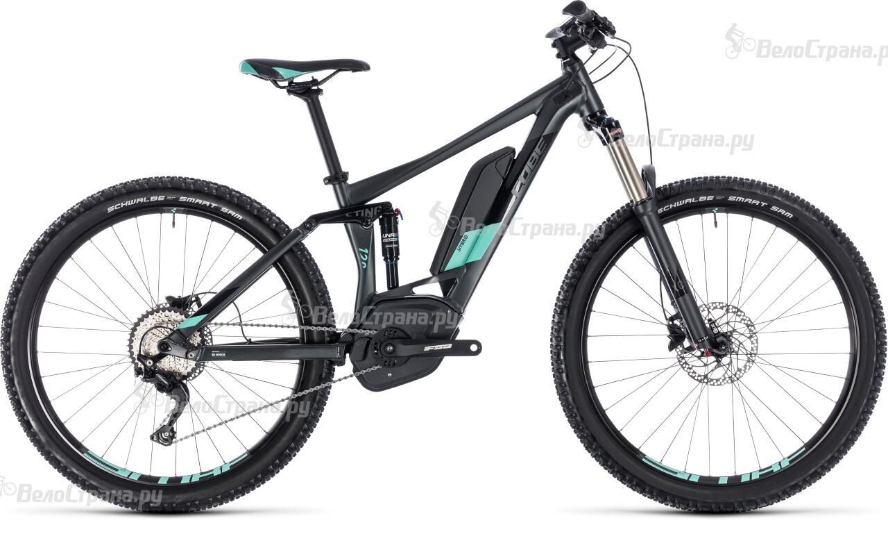 Велосипед Cube Sting Hybrid 120 Race 500 27.5 (2018)