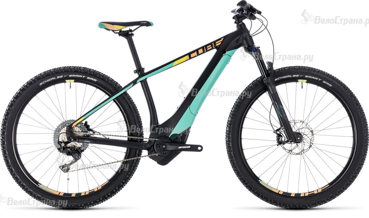 Велосипед Cube Access Hybrid SL 500 27.5 (2018)