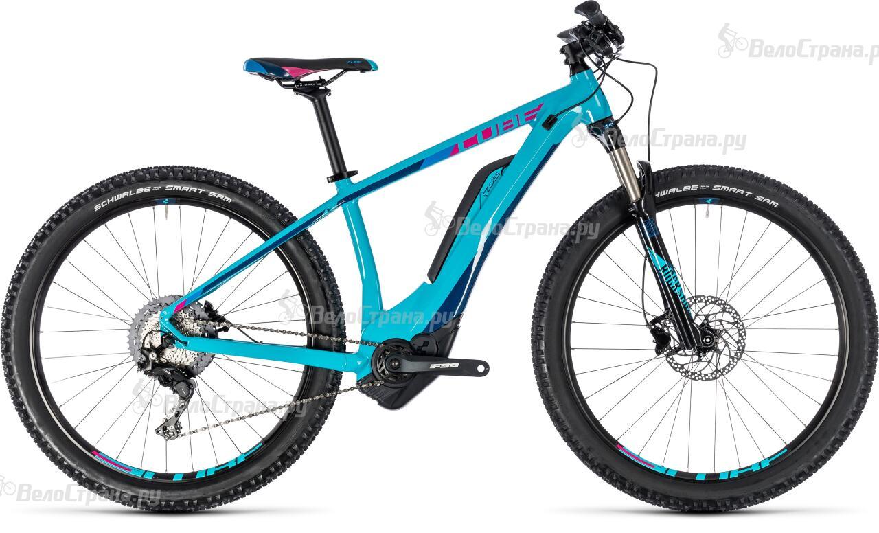 Велосипед Cube Access Hybrid Race 500 27.5 (2018)