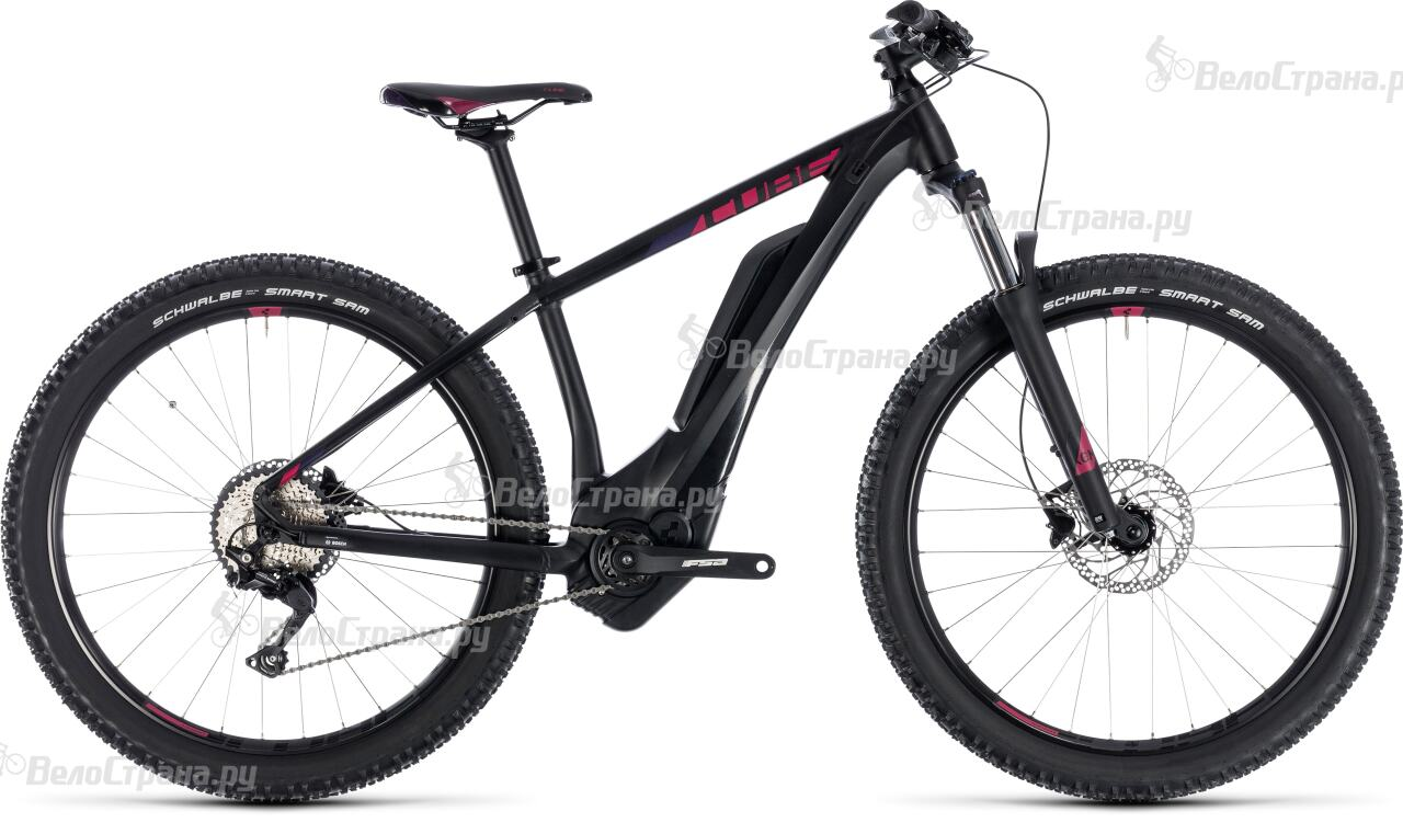 Велосипед Cube Access Hybrid Pro 400 27.5 (2018)