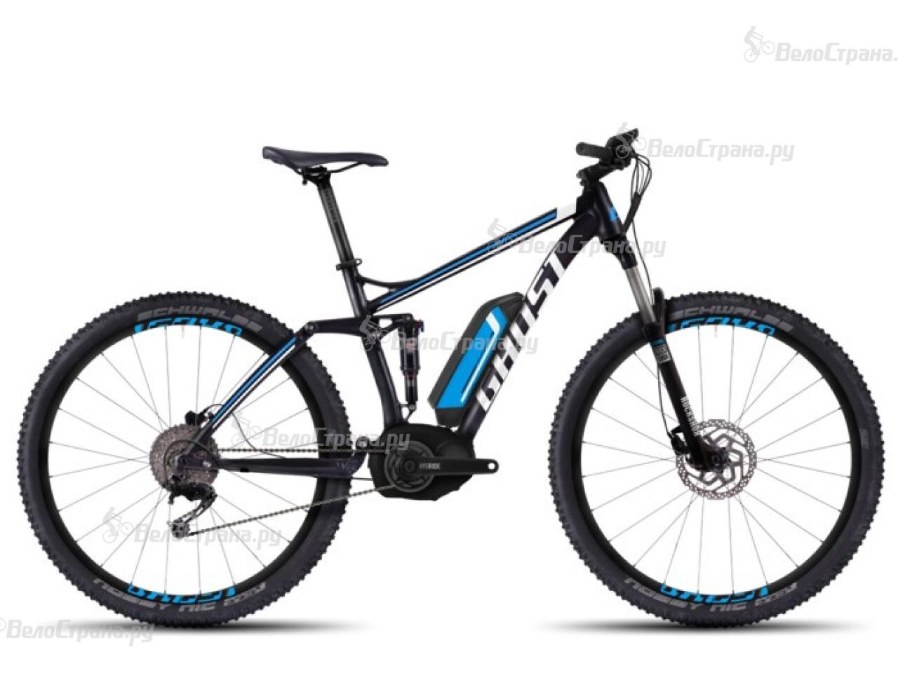 Велосипед Ghost Teru FS 5 (2016) велосипед challenger mission lux fs 26 черно красный 16